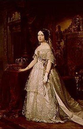Federico de Madrazo: Isabella II. von Spanien