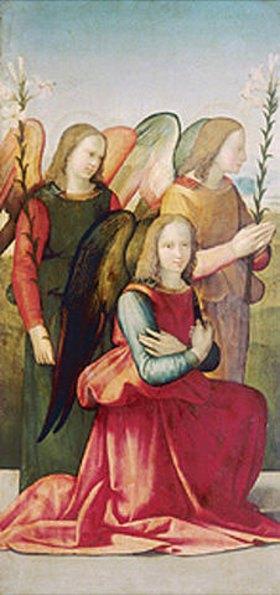 Ridolfo Ghirlandaio: Drei Engel
