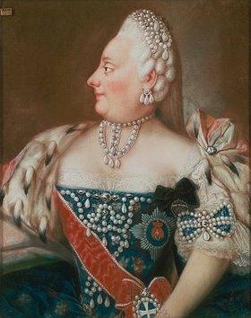 Joseph Lander: Katharina II., die Große