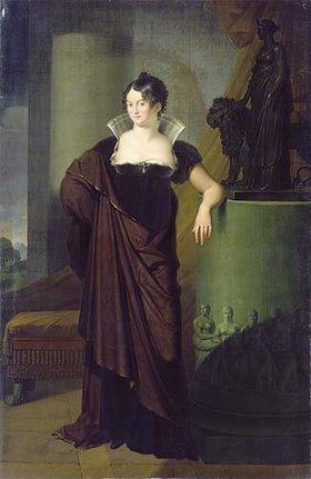 Johann Peter von Langer: Kronprinzessin Therese von Bayern