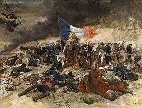 Ernest Meissonier: Le Siege de Paris