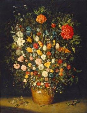 Jan Brueghel d.Ä.: Blumenstrauß. Nach