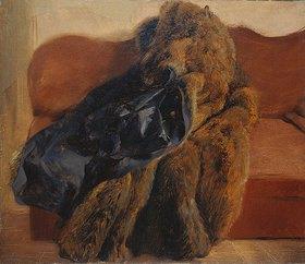 Adolph von Menzel: Der Pelz des Künstlers