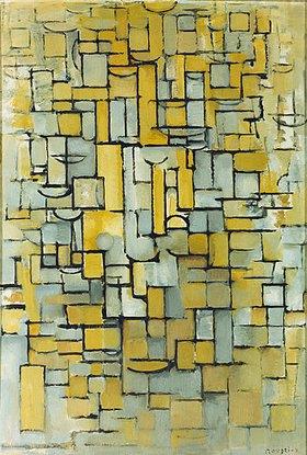 Piet Mondrian: Komposition