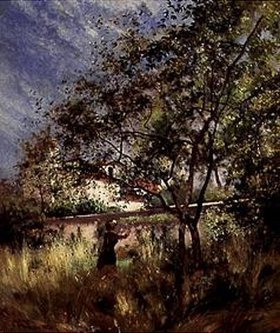 Johann Eric Ericson: Im Obstbaumgarten
