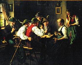Karl Emil Rau: Lustige Gesellschaft
