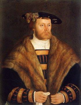 Bartel Beham: Wilhelm IV., Herzog von Bayern
