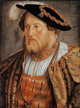 Bartel Beham: Bildnis des Pfalzgrafen Ottheinrich (1502-1559)