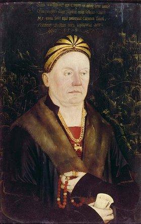 Martin Schaffner: Wolfgang I., Graf von Öttingen