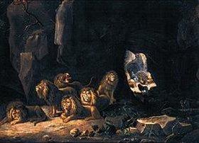 David Teniers: Der hl. Hieronymus in der Löwengrube