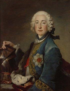 Louis Tocqué: Pfalzgraf Friedrich Michael von Zwei- brücken-Birkenfeld