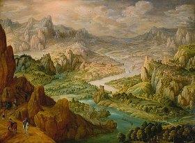 Tobias Verhaecht: Landschaft