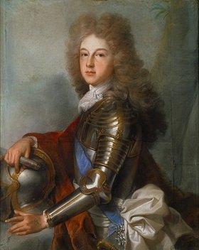 Joseph Vivien: Bildnis des Philipp von Frankreich (seit 1700 als Philipp V. König von Spanien)