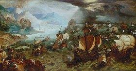 Flämisch: Seeschlacht und Schiffbruch