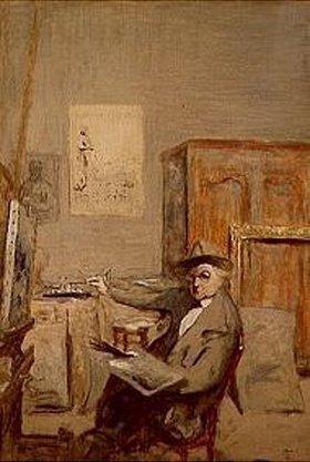 Edouard Vuillard: Erinnerung an einen Besuch bei Foran