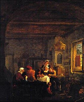 Thomas Wyck: Bauernmahlzeit