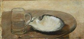 Louis Eysen: Stilleben mit Muschel