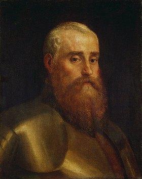 Paolo (Paolo Caliari) Veronese: Bildnis des Agostino Barbarigo
