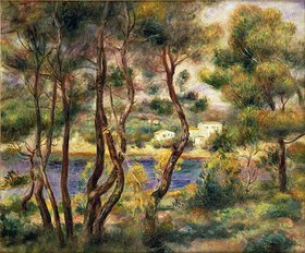 Auguste Renoir: Cap Saint-Jean