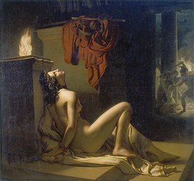 Jérome Martin Langlois: Cassandra erfleht Minervas Rache gegen Ajax