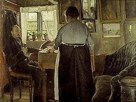 Lauritz Andersen Ring: Der Nachmittags-Tee
