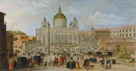 Jacob Isaacsz Swanenburgh: St. Peter in Rom