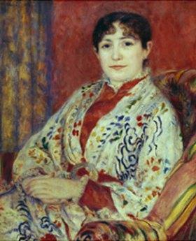 Auguste Renoir: Madame Hériot