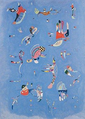 Wassily Kandinsky: Himmelsblau