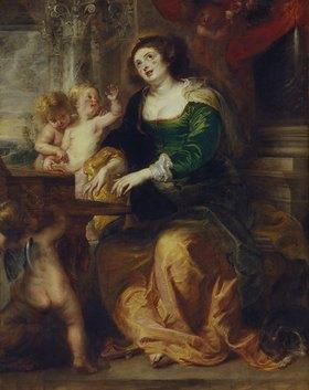 Peter Paul Rubens: Die heilige Cäcilie