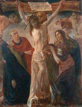 Lovis Corinth: Kreuzigung