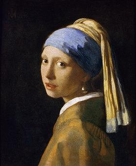 Jan Vermeer van Delft: Das Mädchen mit der Perlenohrgehänge