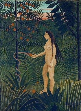 Henri Rousseau: Eva