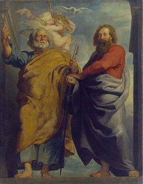 Peter Paul Rubens: Die Apostel Petrus und Paulus
