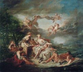 François Boucher: Der Raub der Europa
