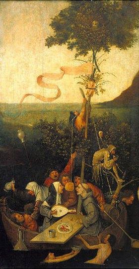 Hieronymus Bosch: Das Narrenschiff