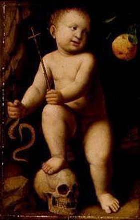 Bernardino Luini: Das Jesuskind
