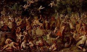 Hendrick van Balen: Das Bacchanal