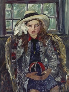 Lovis Corinth: Wilhelmine mit Ball