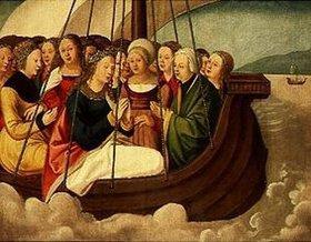 Wolf Traut: Das Schiff der hl.Ursula mit den elftausend Jungfrauen