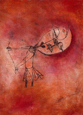 Paul Klee: Tanz des trauernden Kindes II., 1922
