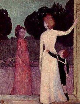 Maurice Denis: Madame Adrien Mithouard