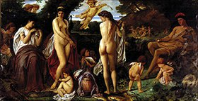 Anselm Feuerbach: Das Urteil des Paris