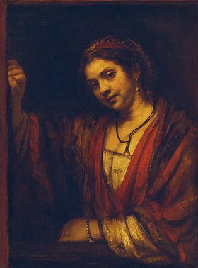 Rembrandt van Rijn: Hendrickje Stoffels