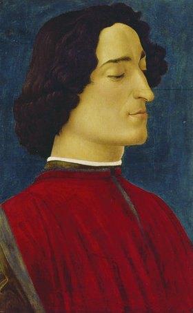 Sandro Botticelli: Giuliano de' Medici (1453-1478)