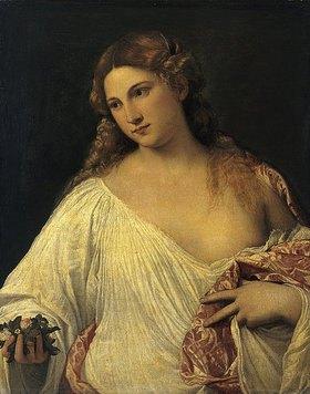Tizian (Tiziano Vecellio): Flora