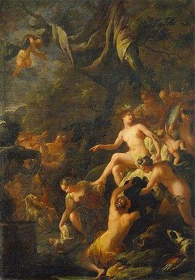 Peter von Strudel: Das Bad der Diana