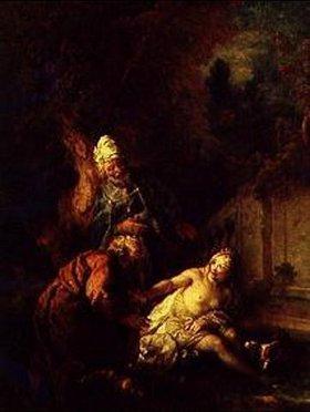Charles de Lafosse: Susanna und die beiden Alten