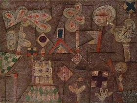 Paul Klee: Lebkuchenbild