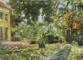Max Liebermann: Garten in Wannsee
