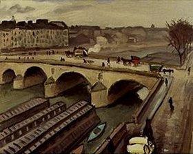 Albert Marquet: Seinebrücke in Paris